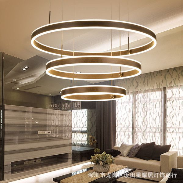 8+ Modern Modern Luxuriöses Wohnzimmer Lampe Design-Ideen8