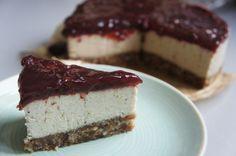 Voedzo – Rauwe monchou taart (suikervrij, zuivelvrij, glutenvrij)
