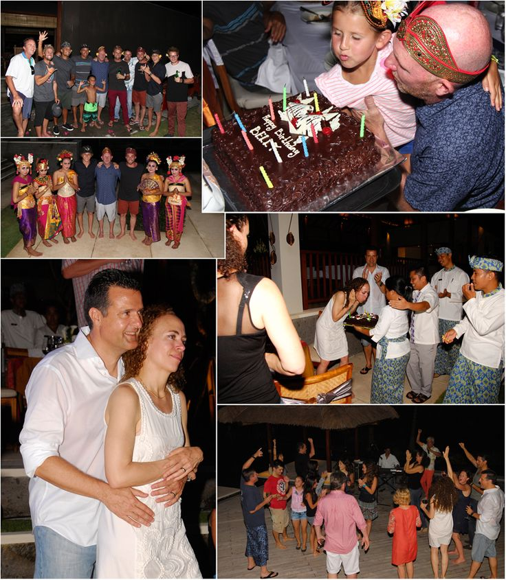 Parties at Anapuri Villas