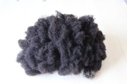 4B/4C Afro Puff Drawstring Ponytail Hair Piece