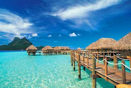 Bora Bora...take me there!