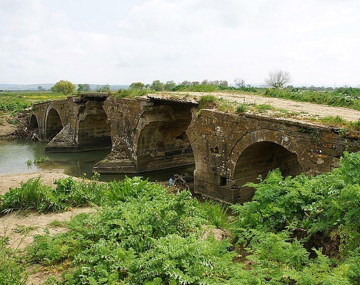 Katırcı köprüsü/Çatalca/İstanbul///