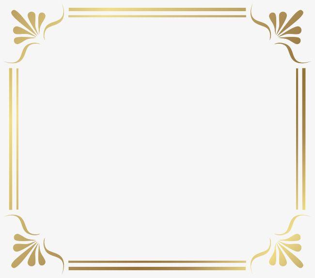Moldura Dourada Moldura Dourada Png Ouro Quadro Armacao Imagem Png E Psd Para Download Gratuito Frame Border Design Floral Border Design Clip Art Borders