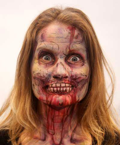 Halloween Monsters | Enge Halloween monsters schminken is natuurlijk een specialiteit van ...