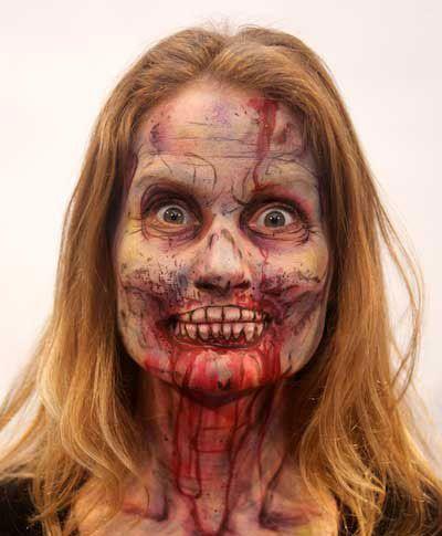 Halloween Monsters | Enge Halloween monsters schminken is natuurlijk een specialiteit van ...
