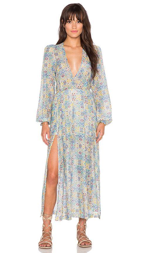Alice McCall Good Golly Maxi Dress in Liberty | REVOLVE
