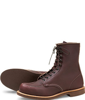 Red Wing Heritage - Boot manufacturers based in Maine. They create quality  products that will last you 20 years on a coal mine.