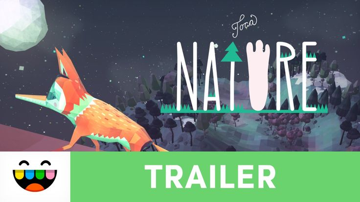 Shape Nature with Toca Nature | Gameplay Trailer | @TocaBoca