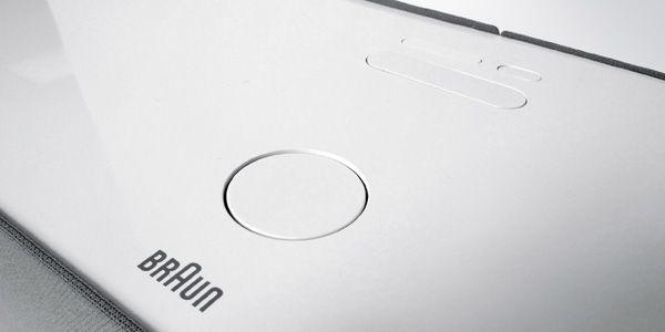 Braun iPod Dock and Speaker Concept by Tim Wieland » Yanko Design - via http://bit.ly/epinner