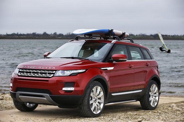 2012 Range Rover Evoque...I want one!!!