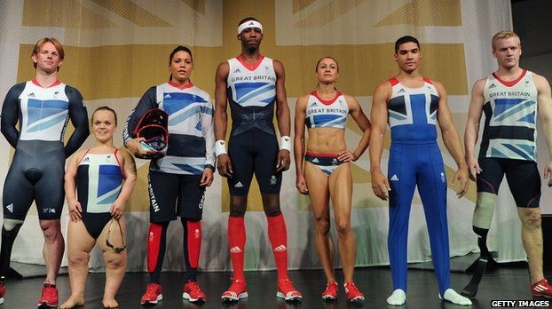 Team GB Olympic kits revealed by Stella McCartney