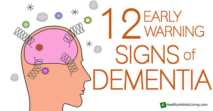early alzheimers warning signs