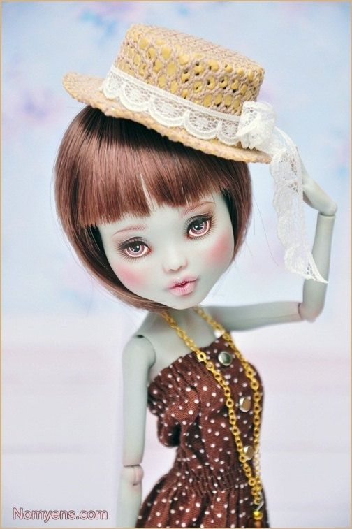 OOAK Monster high  Holiday Collection by Nomyen on Etsy