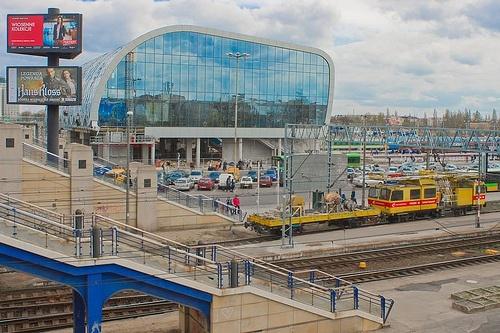 Poznań, Dworzec Główny