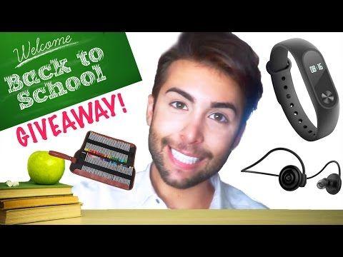 YouTube giveaway di Gianmarco Zagato😍