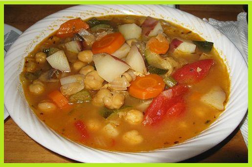 weight watchers best recipes | Crockpot Zero Point Soup points per serving= 0
