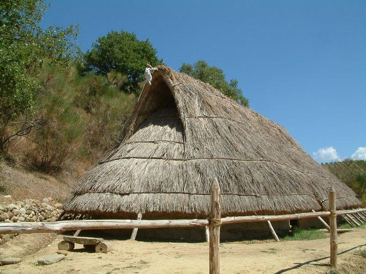 Prehistoric House at gli Albori, Tuscany