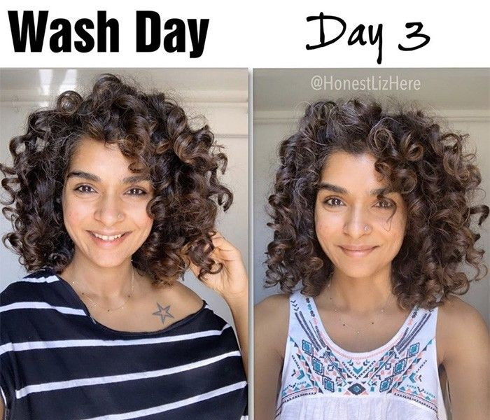 The 123 Gel Method Will Give Your Curls Maximum Definition Curly Hair Styles Naturally Curly Hair Tips Frizz Free Curls