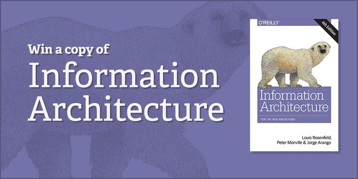 Win a copy of Information Architecture, 4th Edition