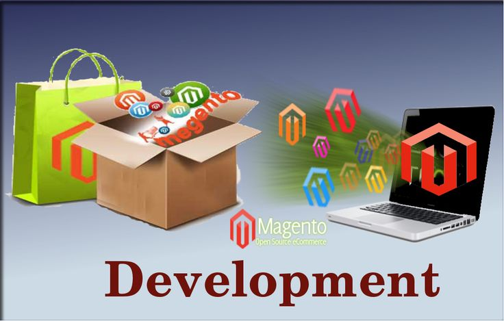 Hire Magento development services .