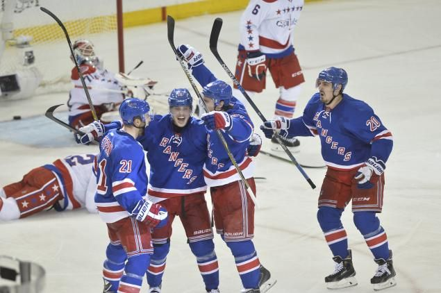 Ryan McDonagh scores in overtime as Rangers force Game 6 vs. Capitals - NEW YORK DAILY NEWS #Rangers, #Capitals, #Sport
