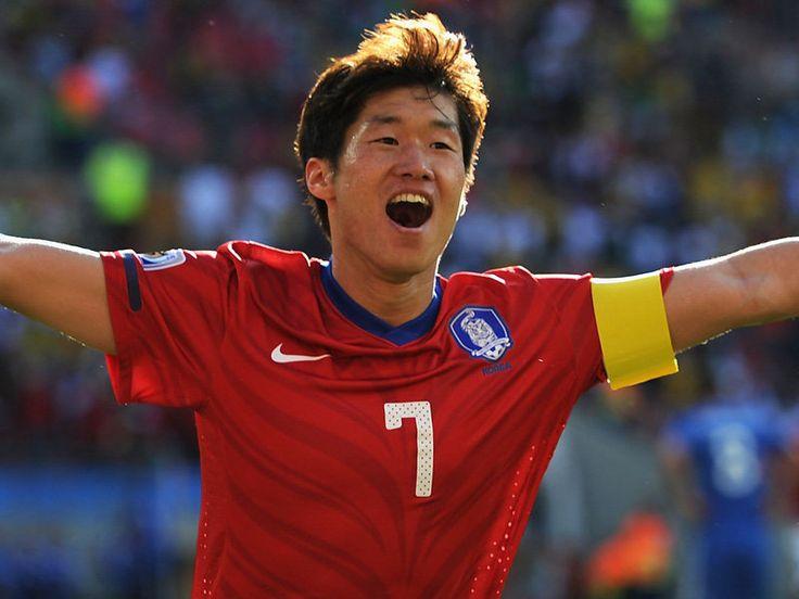 Park Ji-Sung - Kyoto Purple Sanga, PSV Eindhoven, Manchester United, Queen's Park Rangers, South Korea.