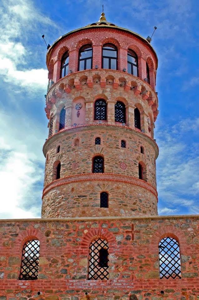 Tower of St. Minas, Emporio, Kozani, Greece
