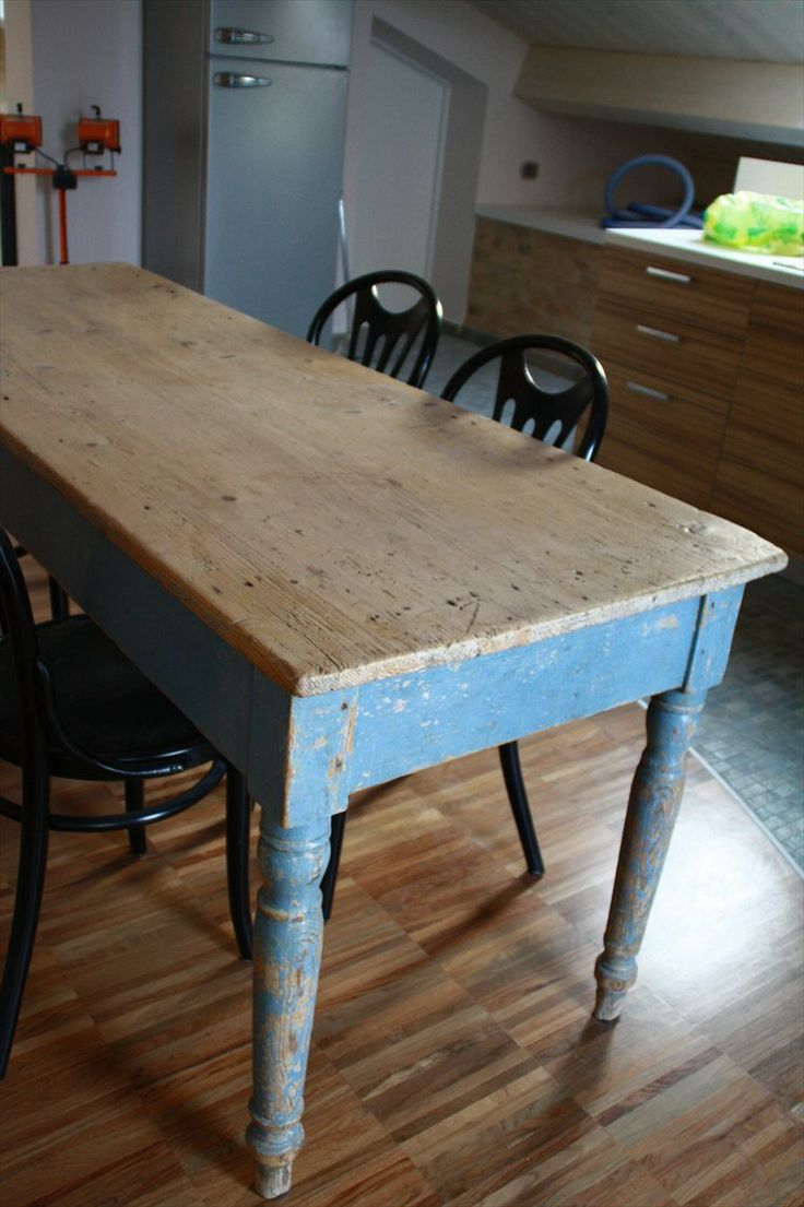 #wood #table