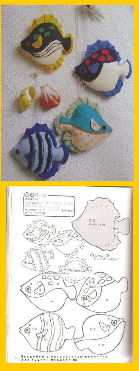 Fish pattern                                                                                                                                                                                 More