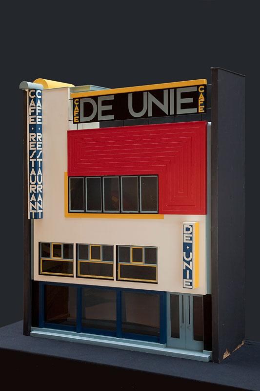 J.J.P. Oud, Café de Unie, Rotterdam (1925)