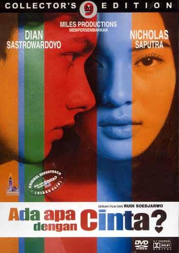 Nicholas Saputra & Dian Sastro - Ada Apa Dengan Cinta // Favorite.