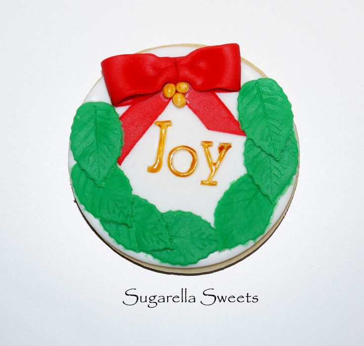 Christmas cookie perfect for the holidays. For more ideas have a look at www.SugarellaSweets.com