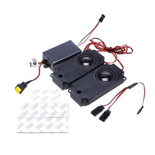 RC Car Parts Engine Sounds Set Accelerator Linkage Sound Set