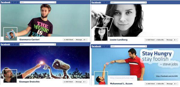 DIY Professional Facebook Timeline Banner Cover | Web Cool Tips ...