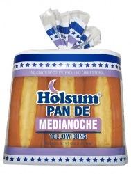 Tengo pavo, pernil, jamón, queso suizo, mostaza, mayonesa y hasta pepinillos; pero... si no tengo el pan de Medianoche de Holsum, no tengo Medianoche.
