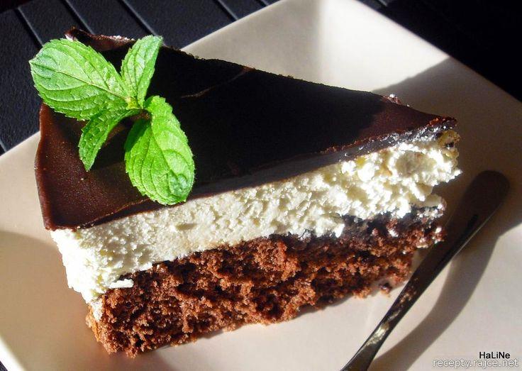 Nejedlé recepty: Míša dort (řezy)
