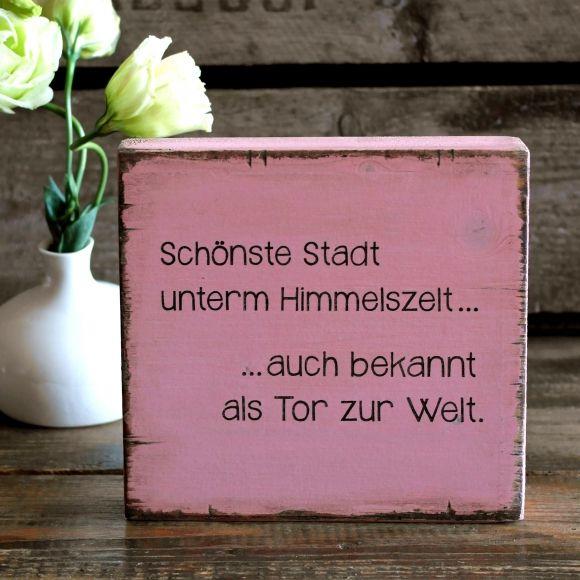 Holzplatte von DEIN LIESCHEN