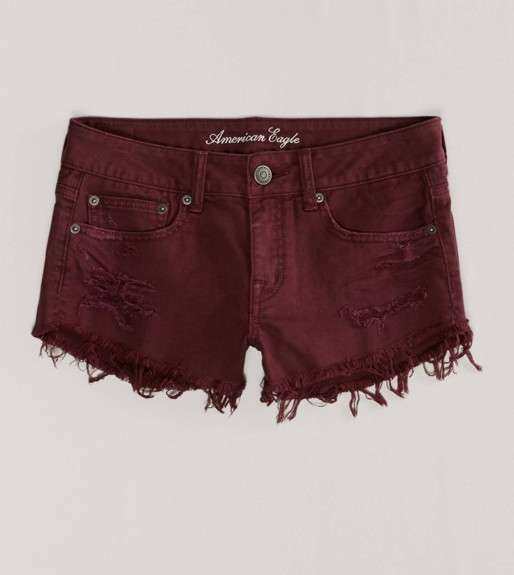 my new shorts   AE Destroyed Festival Shortie