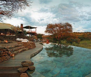World's Best Hotels: Singita Grumeti Reserves, Tanzania