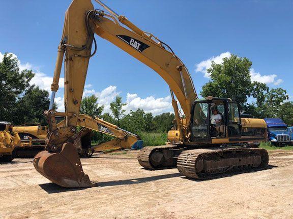 CAT 330CL Excavators For Sale   Used CAT 330CL   Excavators