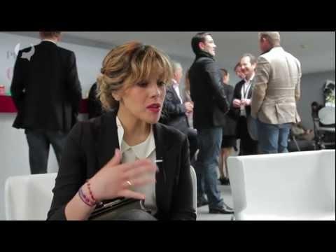 """Interview d'Alysson Paradis pour le court-métrage """"Emprise"""" lors du Festival de Cannes 2012"""
