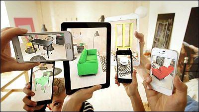 カタログの家具を実際に部屋に配置することができるIKEAのARアプリ「IKEA カタログ」を使ってみました - GIGAZINE