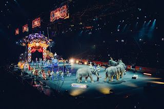 Past is Prologue : The Circus is in Town!