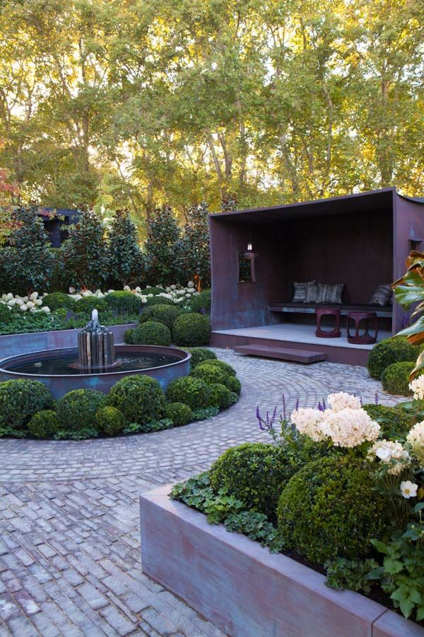 Paul Bangay » Melbourne International Flower and Garden Show 2014
