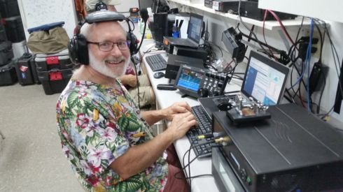 Interesting image from the Pacific   FlexRadio Systems Community