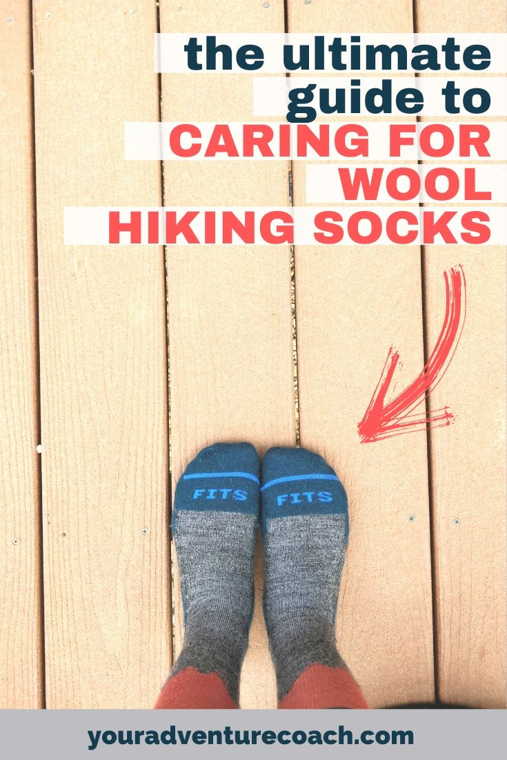 How To Wash Wool Socks Your Adventure Coach In 2020 Wool Hiking Socks Backpacking Tips Hiking Tips
