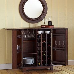 Verona Bar World Market Wine Storage Dining Room Furniture