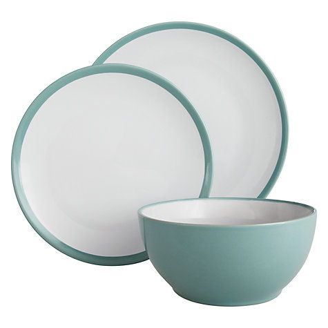 House by John Lewis China Set 12 Piece - nice basic set  sc 1 st  Pinterest & 80 best Bowden images on Pinterest | Bathrooms décor Bedrooms and ...