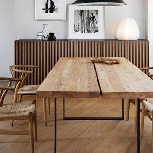 18 best tavolo legno massello images on pinterest | kitchen tables ... - Piano Cucina In Legno Massello