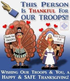 Wishing you & yours a safe, blessed & Happy Thanksgiving ღ